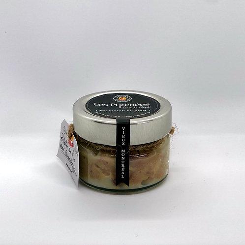 Rillettes de porc aux canneberges 110 gr