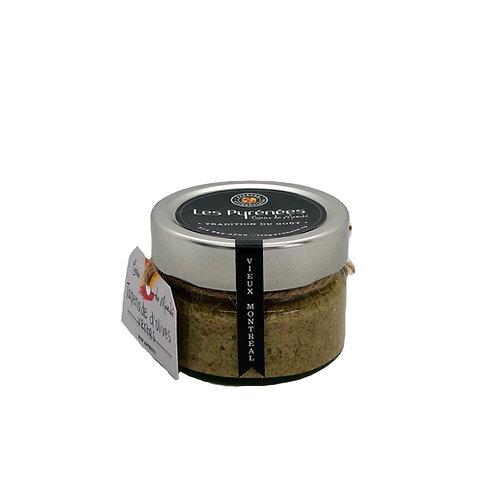 Tapenade d'olives vertes 150 ml