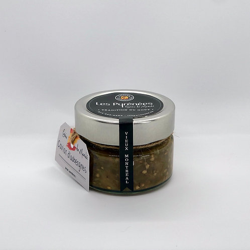 Caviar d'aubergines 150 ml
