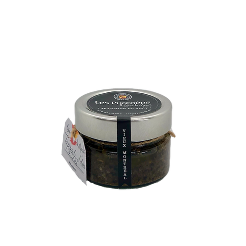 Tapenade d'olives noires 150 ml