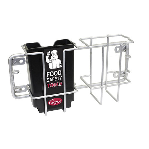 Wire Storage Rack & Cup