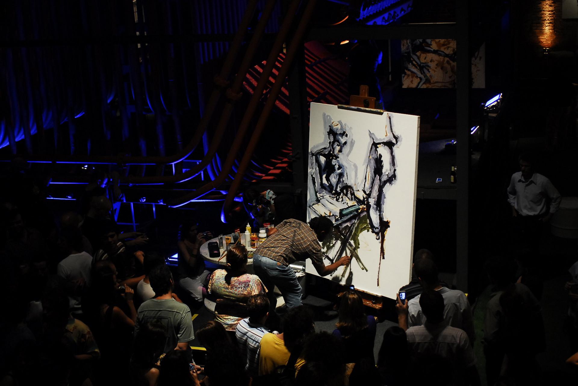 Live Painting - Casa das Caldeiras 2009