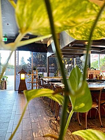 Asami Teppanyaki Q1 interior Surfers Paradise Gold Coast
