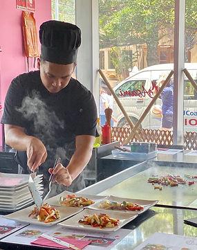 Asami Q1 Chef Dustin