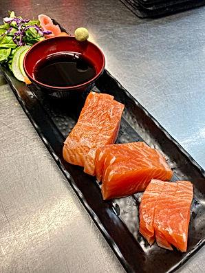 Asami Salmon Sashimi