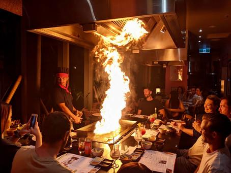 Teppanyaki Restaurants as Your New Thing This Year