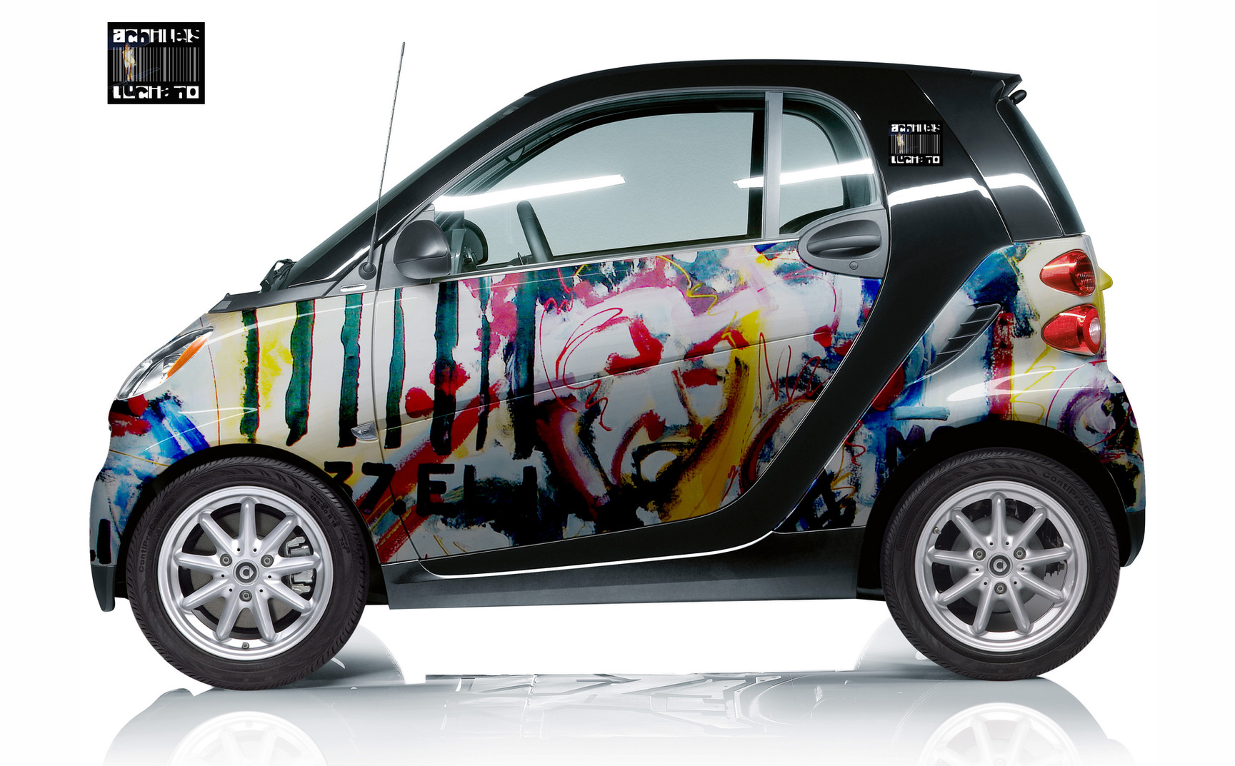 smart_fortwo by Achiles Luciano