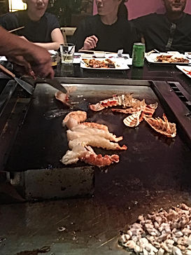Asami Teppanyaki Lobster Tail