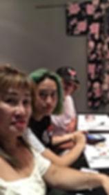 Asami Teppanyaki Guests