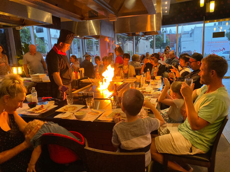 Why Eating at a Teppanyaki Bar in Gold Coast Is So Exciting