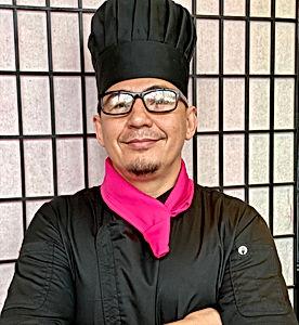 Asami Teppanyki Chef Lukey