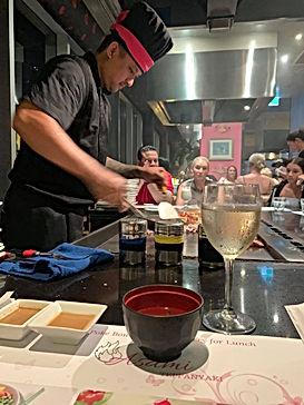 Asami Q1 Chef Ellery