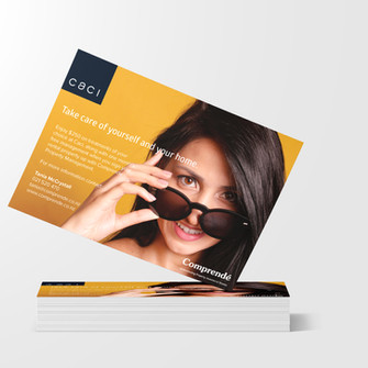 Comprende Marketing Collateral