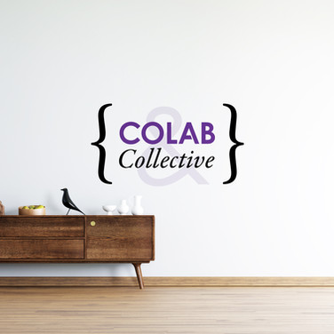 Colab & Collective Event Logo