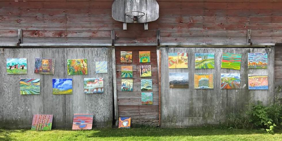 Summer Art Sale at Merizon Studio