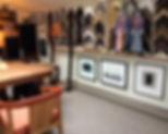Frame samples inside Merizon Studio