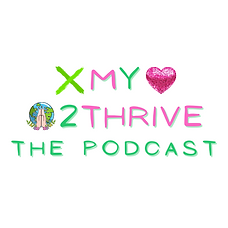 Cross my heart hope to thrive podcast logo