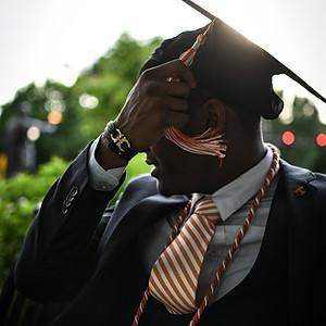 Terrell Foster Graduation Shoot
