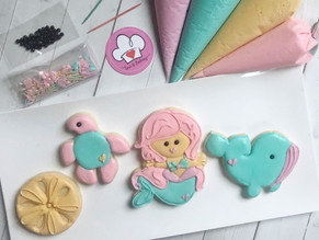 DIY Cookie Kit Cutters & Colours