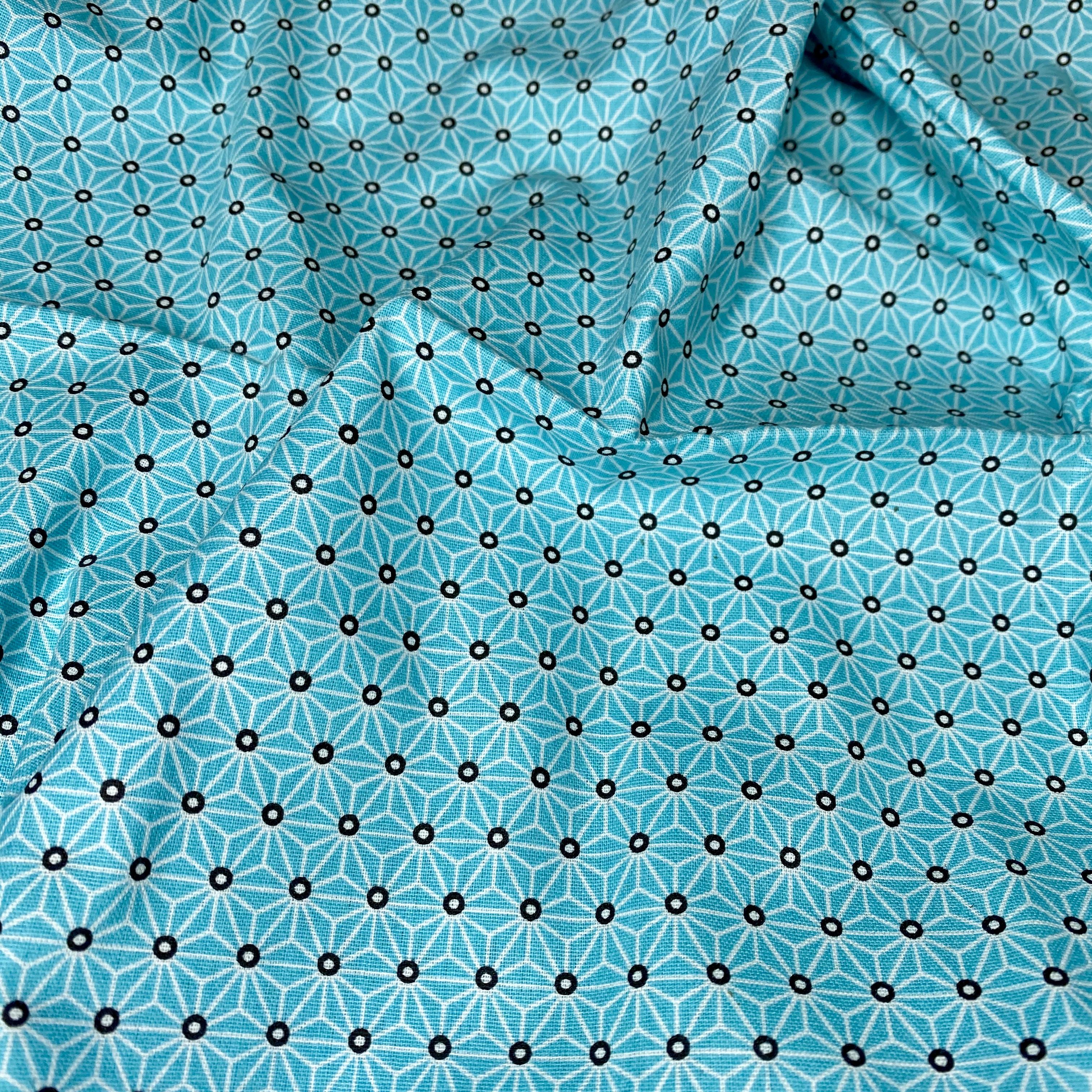 524_Saki Bleu turquoise