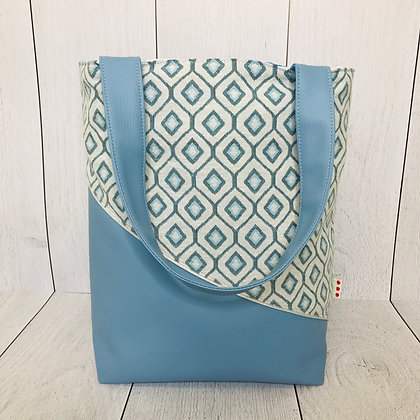 Sac Cabas - Blue Spring Feeling