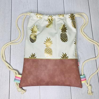 Sac à dos - Pink Pineapple