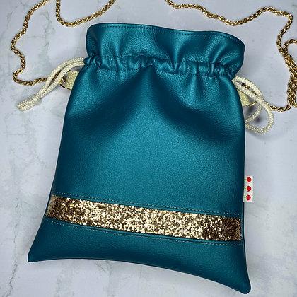 Pochette - Green & Gold