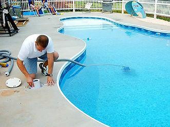 Pool Repairs & Installations