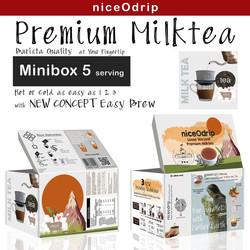 Milktea New Concept