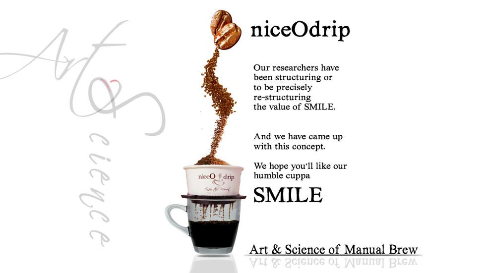 SMILE with niceOdrip