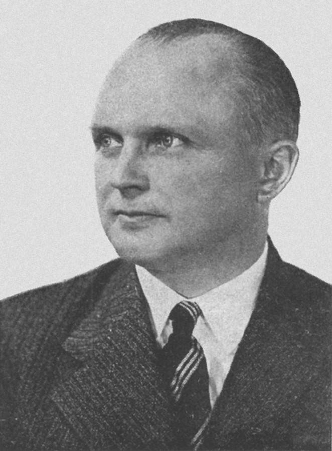 Dr med. Gerhard Madaus