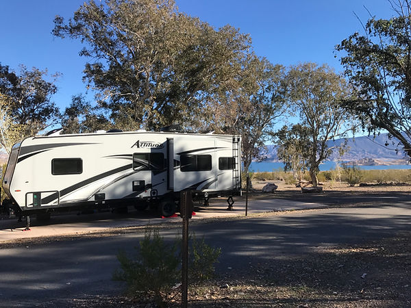 Boulder Beach Campground, Lake Mead
