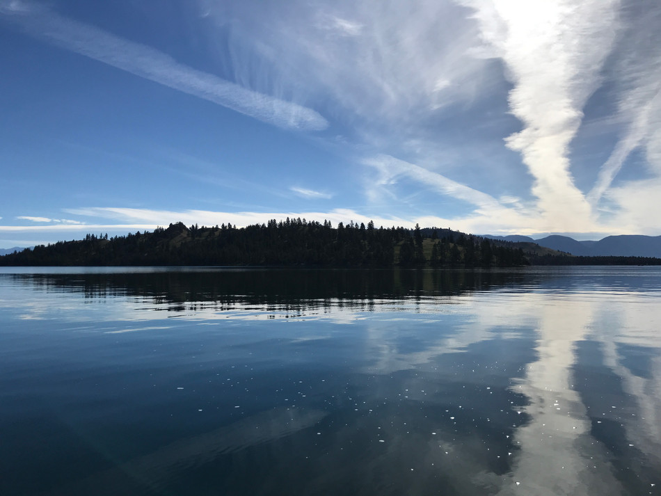 Life at Flathead Lake