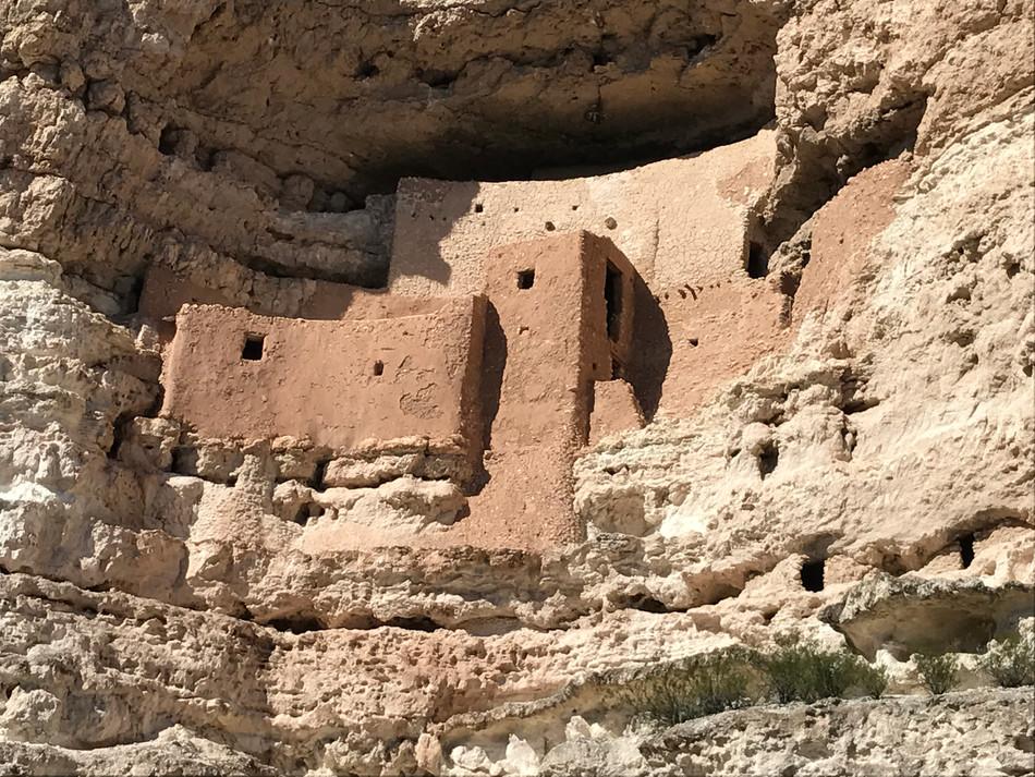 Tours of Montezuma Castle and V-Bar-V Ranch