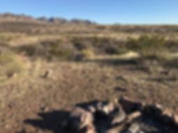 Sierra Vista Trail Boondocking