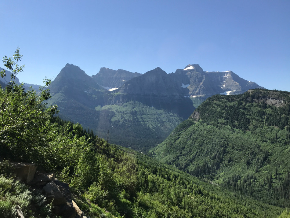 Glacier National Park -- Visit its valleys