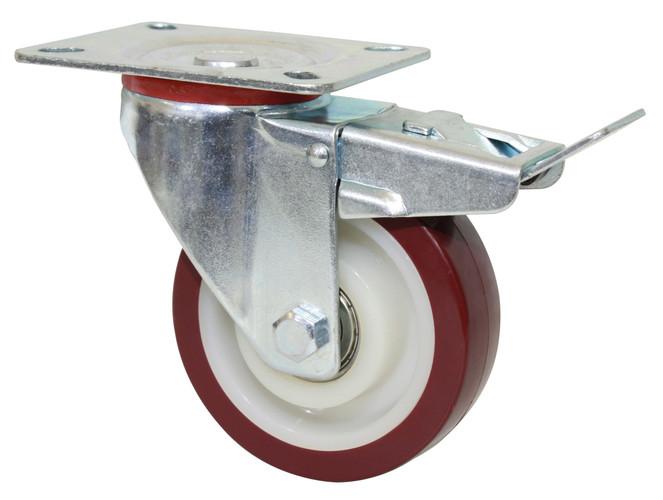 nylon-polyurethane-braked-castor