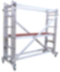 ladder stage
