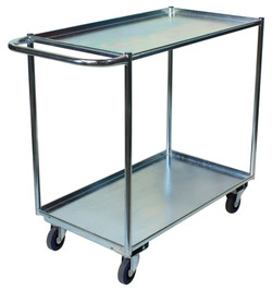 2 Tier Picking Trolley