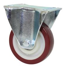 nylon-polyurethane-fixed-castor