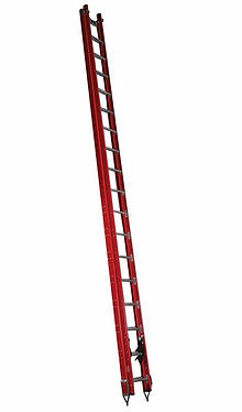 fibreglass extension ladder