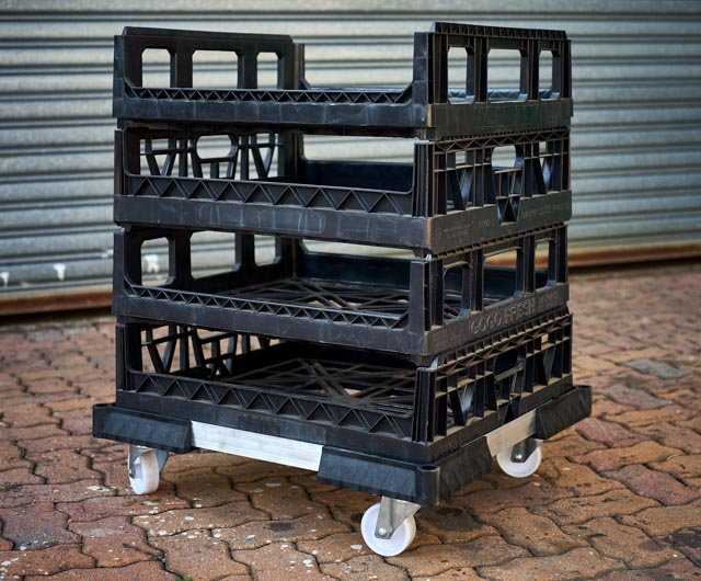 Bread Crate Dolley
