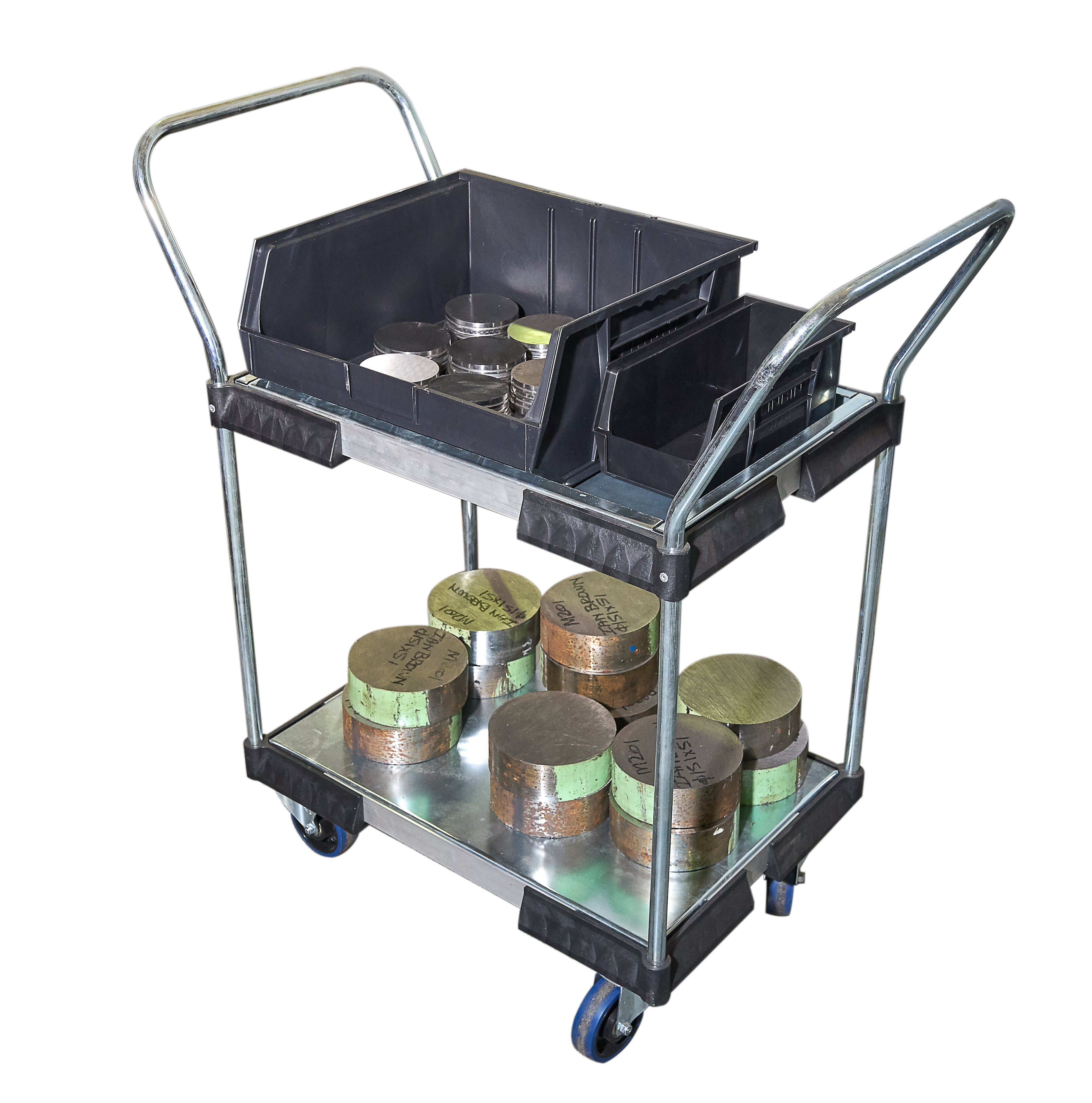 MDS Shelf Trolley
