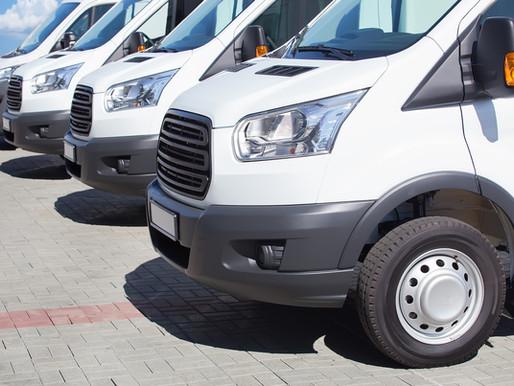 Buying a van to convert in the UK