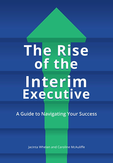 The Rise of the Interim Executive