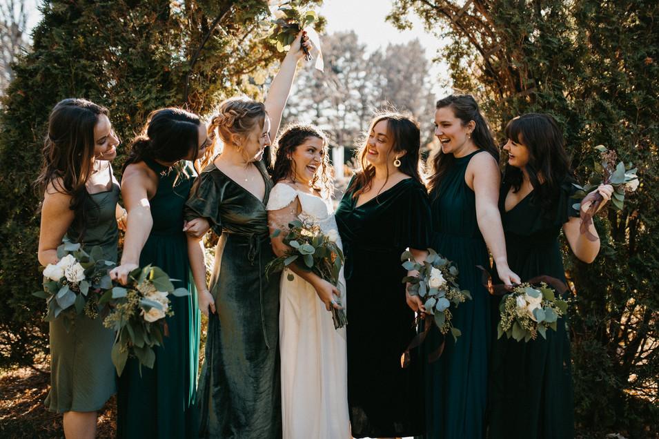 Minneapolis minnesota intimate micro wedding