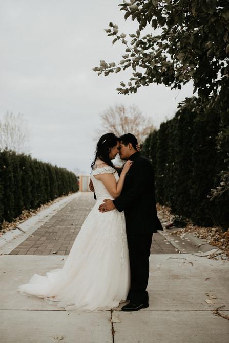 Wedding in Southern Minnesota