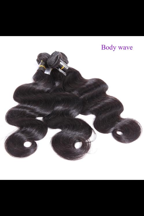 Body Wave Virgin Bundles