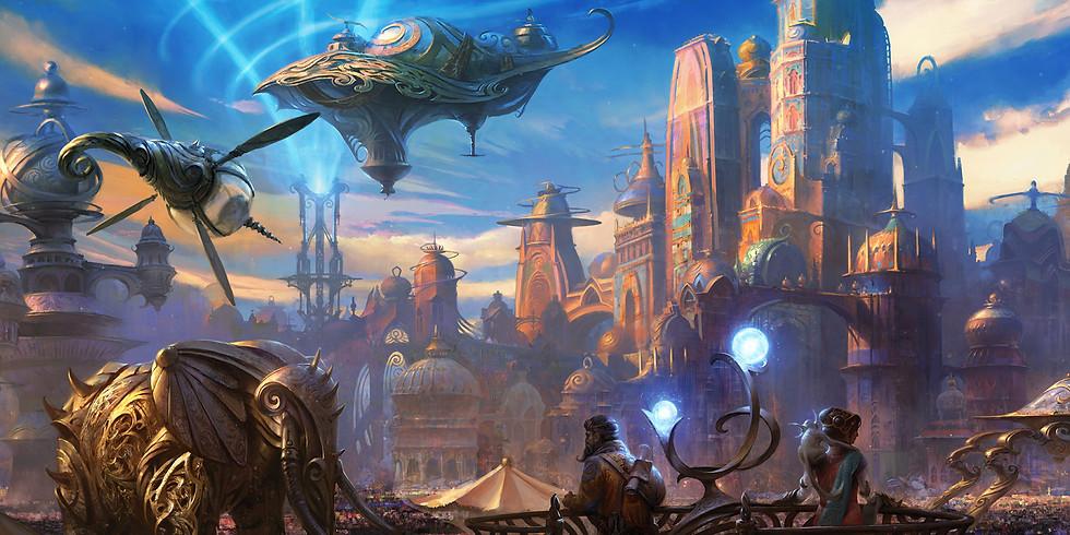 Magic: The Gathering RPG