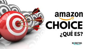 ¿Qué es Amazon Choices?